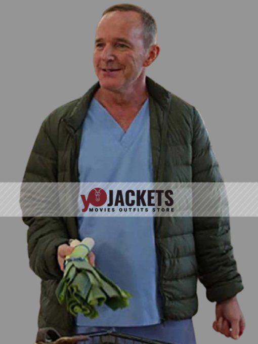 Moxie Clark Gregg John Green Parachute Puffer Jacket